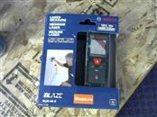 BOSCH Level/Plumb Tool LASER MEASURE GLM 40 X